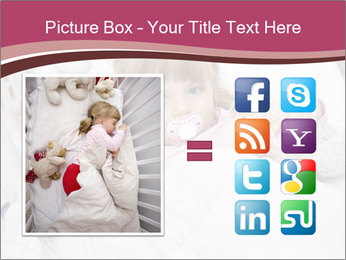 Baby Girl PowerPoint Template - Slide 21