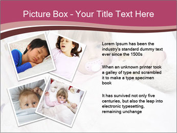 Baby Girl PowerPoint Template - Slide 23