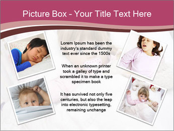 Baby Girl PowerPoint Template - Slide 24