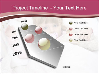 Baby Girl PowerPoint Template - Slide 26