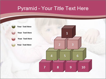 Baby Girl PowerPoint Template - Slide 31