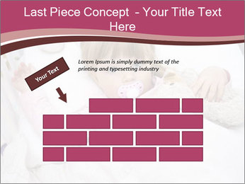Baby Girl PowerPoint Template - Slide 46