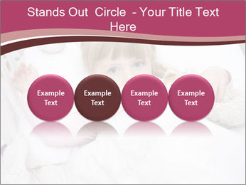 Baby Girl PowerPoint Template - Slide 76