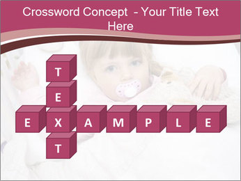 Baby Girl PowerPoint Template - Slide 82