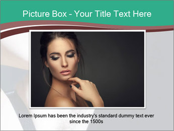 Woman PowerPoint Template - Slide 15
