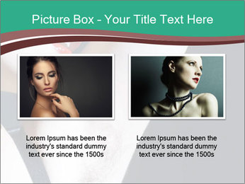 Woman PowerPoint Template - Slide 18