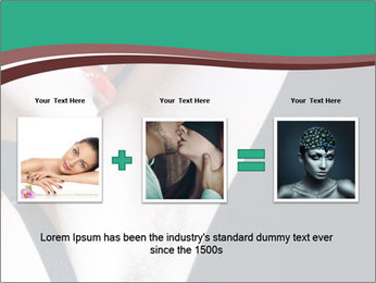 Woman PowerPoint Template - Slide 22