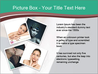 Woman PowerPoint Template - Slide 23