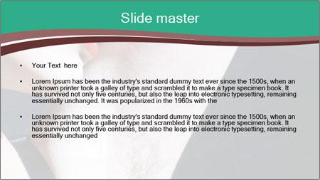 Woman PowerPoint Template - Slide 2