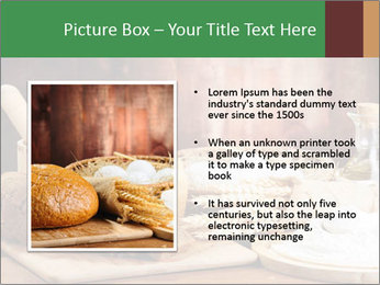Bread PowerPoint Template - Slide 13