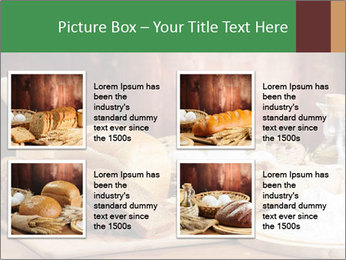 Bread PowerPoint Template - Slide 14