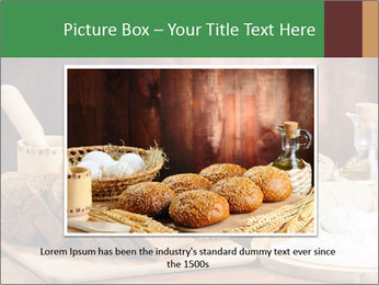 Bread PowerPoint Template - Slide 15