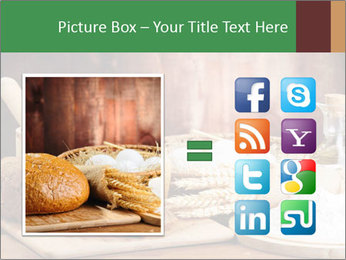 Bread PowerPoint Template - Slide 21