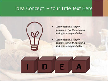 Bread PowerPoint Template - Slide 80
