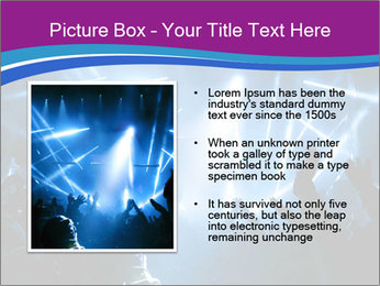 Silhouettes of people PowerPoint Template - Slide 13