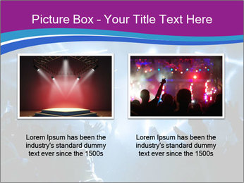 Silhouettes of people PowerPoint Template - Slide 18