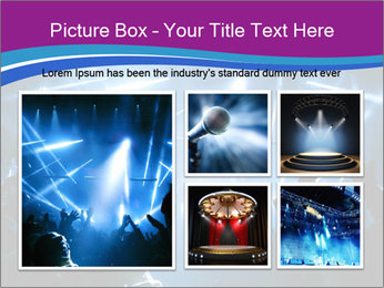 Silhouettes of people PowerPoint Template - Slide 19