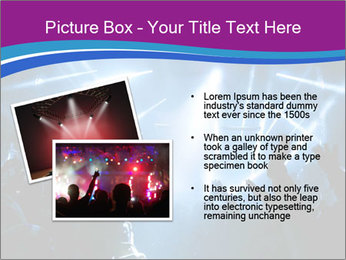 Silhouettes of people PowerPoint Template - Slide 20