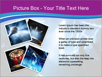 Silhouettes of people PowerPoint Template - Slide 23