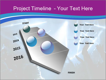 Silhouettes of people PowerPoint Template - Slide 26