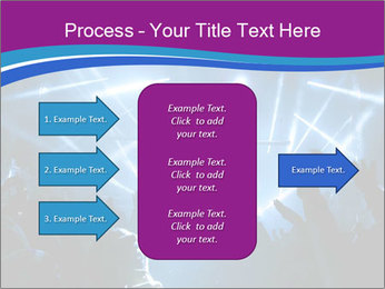 Silhouettes of people PowerPoint Template - Slide 85