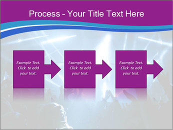 Silhouettes of people PowerPoint Template - Slide 88