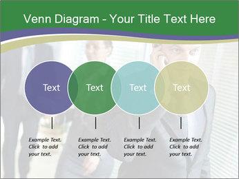 Businessman calling PowerPoint Template - Slide 32