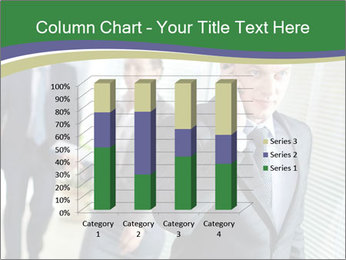 Businessman calling PowerPoint Template - Slide 50
