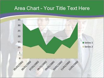 Businessman calling PowerPoint Template - Slide 53