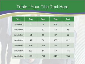 Businessman calling PowerPoint Template - Slide 55