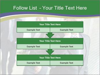 Businessman calling PowerPoint Template - Slide 60