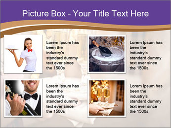 Full glasses PowerPoint Template - Slide 14