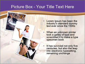 Full glasses PowerPoint Template - Slide 17