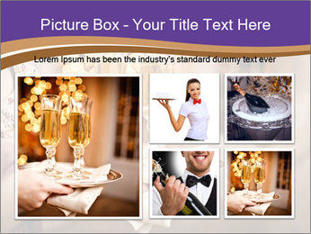 Full glasses PowerPoint Template - Slide 19