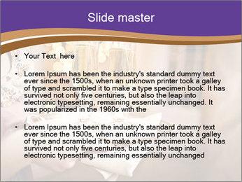 Full glasses PowerPoint Templates - Slide 2