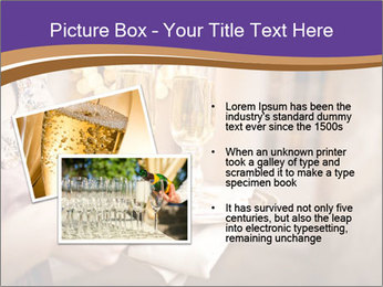Full glasses PowerPoint Template - Slide 20