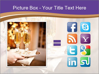 Full glasses PowerPoint Template - Slide 21