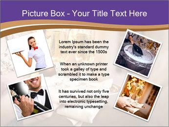 Full glasses PowerPoint Template - Slide 24