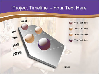 Full glasses PowerPoint Template - Slide 26