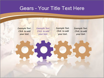 Full glasses PowerPoint Template - Slide 48