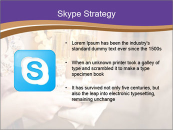 Full glasses PowerPoint Template - Slide 8