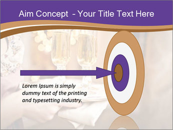Full glasses PowerPoint Template - Slide 83