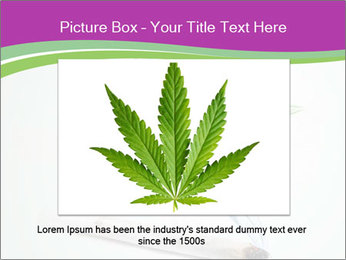 Marijuana PowerPoint Templates - Slide 16