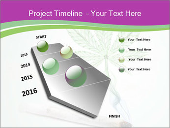 Marijuana PowerPoint Template - Slide 26