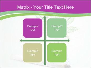 Marijuana PowerPoint Templates - Slide 37