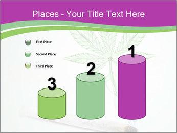 Marijuana PowerPoint Templates - Slide 65