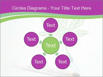 Marijuana PowerPoint Templates - Slide 78