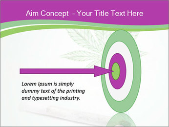 Marijuana PowerPoint Template - Slide 83