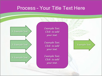Marijuana PowerPoint Template - Slide 85