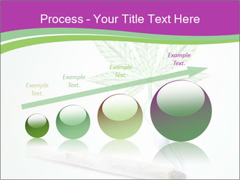 Marijuana PowerPoint Template - Slide 87